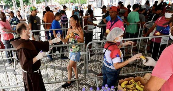 Sefras terá apoio de incubadora de alimentos em prol da população de rua