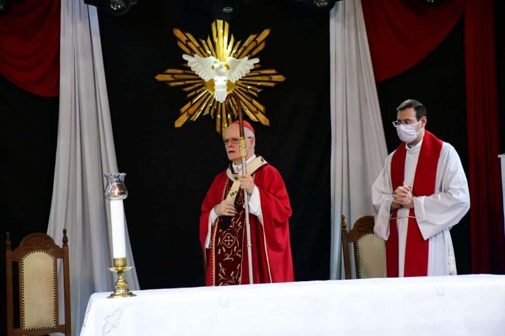 A Igreja de Cristo nasceu no dia de Pentecostes