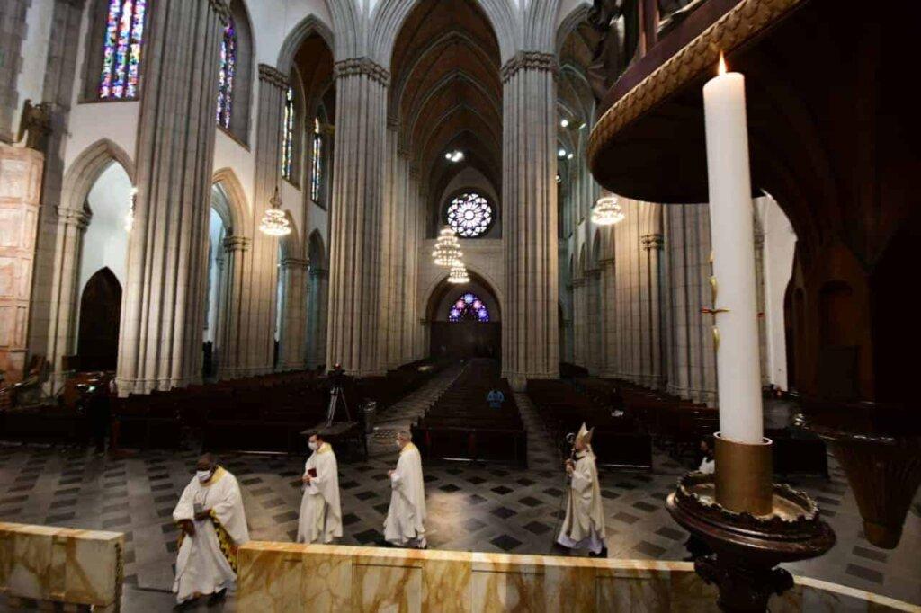 'A pandemia não deve calar nosso testemunho da fé', diz Cardeal Scherer