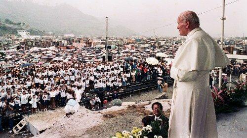 Cardeal Scherer recorda a primeira visita de São João Paulo II ao Brasil