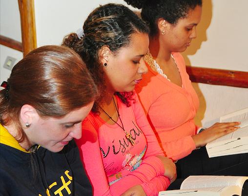 A contemplação do Evangelho pelo método inaciano de leitura da Bíblia