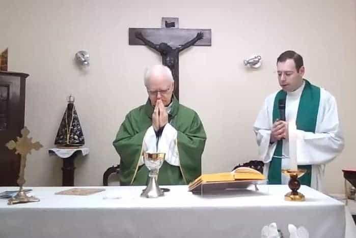 'Todos somos interpelados diante de Jesus e devemos tomar uma posição'
