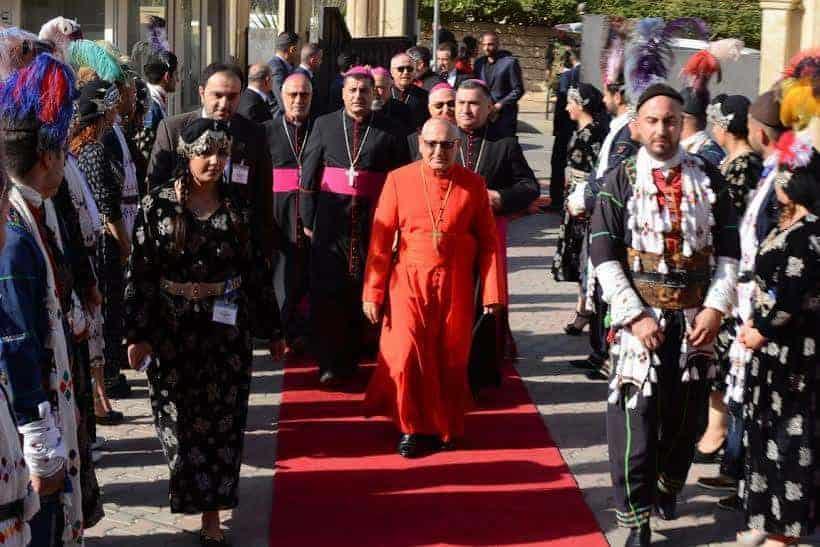 Após sete meses fechadas, igrejas reabrem em Bagdá