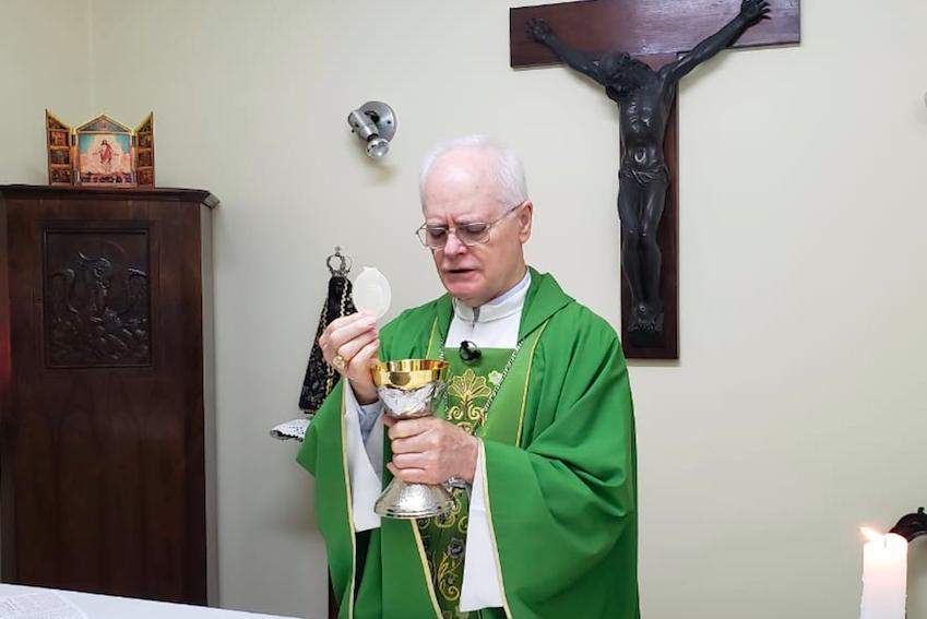 Dom Odilo: 'Quem confia em Deus pode esperar a salvação'