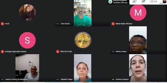 Pastoral do menor da Região Sé promove encontro on-line