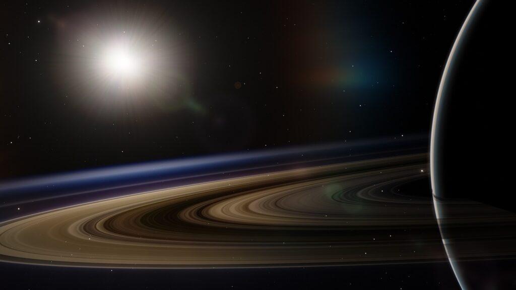 Na beleza do universo, contemplar a grandeza do Criador