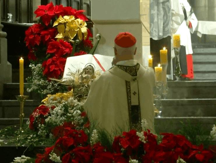 Natal do Senhor: 'Sublime mistério de Deus que vem ao nosso encontro'